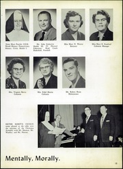 Page 17, 1958 Edition, York Catholic High School - Rosa Mystica Yearbook (York, PA) online yearbook collection