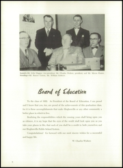Page 12, 1952 Edition, Hughesville Junior Senior High School - Monarch Yearbook (Hughesville, PA) online yearbook collection