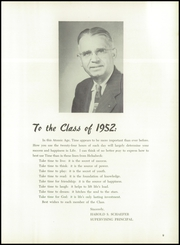 Page 13, 1952 Edition, Hughesville Junior Senior High School - Monarch Yearbook (Hughesville, PA) online yearbook collection
