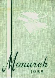 Page 1, 1955 Edition, Hughesville Junior Senior High School - Monarch Yearbook (Hughesville, PA) online yearbook collection