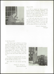 Page 15, 1955 Edition, Hughesville Junior Senior High School - Monarch Yearbook (Hughesville, PA) online yearbook collection