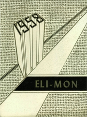 Page 1, 1958 Edition, Elizabeth Forward High School - Eli Mon Yearbook (Elizabeth, PA) online yearbook collection