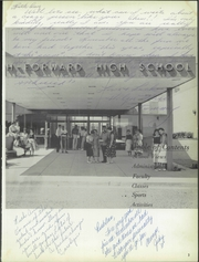 Page 7, 1958 Edition, Elizabeth Forward High School - Eli Mon Yearbook (Elizabeth, PA) online yearbook collection