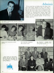 Page 12, 1960 Edition, Elizabeth Forward High School - Eli Mon Yearbook (Elizabeth, PA) online yearbook collection