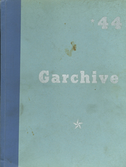 G A R Memorial High School - Garchive Yearbook (Wilkes Barre, PA) online yearbook collection, 1944 Edition, Page 1