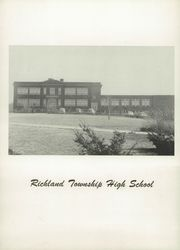 Page 8, 1946 Edition, Richland High School - Portal Yearbook (Johnstown, PA) online yearbook collection