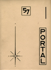 Page 1, 1957 Edition, Richland High School - Portal Yearbook (Johnstown, PA) online yearbook collection