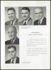 Page 13, 1957 Edition, Richland High School - Portal Yearbook (Johnstown, PA) online yearbook collection
