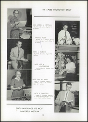 Page 16, 1957 Edition, Richland High School - Portal Yearbook (Johnstown, PA) online yearbook collection