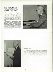 Page 13, 1963 Edition, Richland High School - Portal Yearbook (Johnstown, PA) online yearbook collection