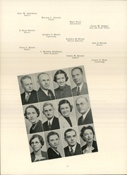 Page 16, 1939 Edition, John Piersol McCaskey High School - Echo Yearbook (Lancaster, PA) online yearbook collection