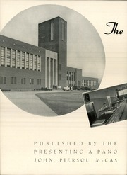 Page 6, 1939 Edition, John Piersol McCaskey High School - Echo Yearbook (Lancaster, PA) online yearbook collection