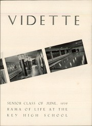 Page 7, 1939 Edition, John Piersol McCaskey High School - Echo Yearbook (Lancaster, PA) online yearbook collection