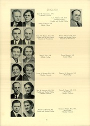 Page 14, 1940 Edition, John Piersol McCaskey High School - Echo Yearbook (Lancaster, PA) online yearbook collection