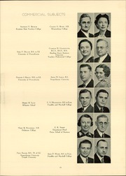 Page 15, 1940 Edition, John Piersol McCaskey High School - Echo Yearbook (Lancaster, PA) online yearbook collection