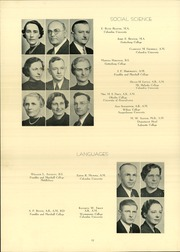 Page 16, 1940 Edition, John Piersol McCaskey High School - Echo Yearbook (Lancaster, PA) online yearbook collection