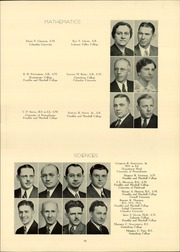 Page 17, 1940 Edition, John Piersol McCaskey High School - Echo Yearbook (Lancaster, PA) online yearbook collection