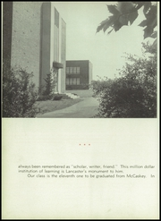 Page 12, 1945 Edition, John Piersol McCaskey High School - Echo Yearbook (Lancaster, PA) online yearbook collection