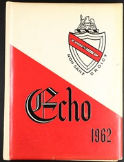 Page 1, 1962 Edition, John Piersol McCaskey High School - Echo Yearbook (Lancaster, PA) online yearbook collection