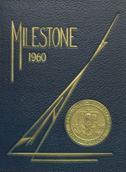 1960 Edition, Plymouth Whitemarsh High School - Milestone Yearbook (Plymouth Meeting, PA)