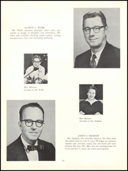 Page 14, 1960 Edition, Plymouth Whitemarsh High School - Milestone Yearbook (Plymouth Meeting, PA) online yearbook collection