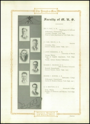 Page 16, 1923 Edition, McKeesport High School - Yough A Mon Yearbook (Mckeesport, PA) online yearbook collection