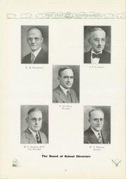 Page 14, 1933 Edition, McKeesport High School - Yough A Mon Yearbook (Mckeesport, PA) online yearbook collection