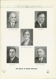 Page 15, 1933 Edition, McKeesport High School - Yough A Mon Yearbook (Mckeesport, PA) online yearbook collection