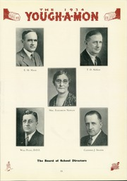 Page 15, 1934 Edition, McKeesport High School - Yough A Mon Yearbook (Mckeesport, PA) online yearbook collection