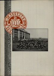 Page 12, 1937 Edition, McKeesport High School - Yough A Mon Yearbook (Mckeesport, PA) online yearbook collection