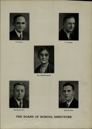 Page 17, 1937 Edition, McKeesport High School - Yough A Mon Yearbook (Mckeesport, PA) online yearbook collection