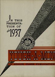 Page 7, 1937 Edition, McKeesport High School - Yough A Mon Yearbook (Mckeesport, PA) online yearbook collection