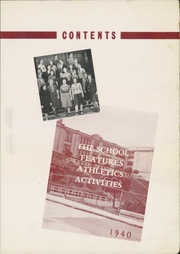 Page 11, 1940 Edition, McKeesport High School - Yough A Mon Yearbook (Mckeesport, PA) online yearbook collection