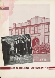 Page 6, 1940 Edition, McKeesport High School - Yough A Mon Yearbook (Mckeesport, PA) online yearbook collection