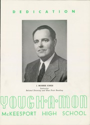Page 9, 1947 Edition, McKeesport High School - Yough A Mon Yearbook (Mckeesport, PA) online yearbook collection