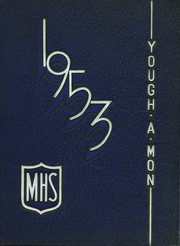 1953 Edition, McKeesport High School - Yough A Mon Yearbook (Mckeesport, PA)