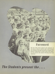 Page 5, 1953 Edition, McKeesport High School - Yough A Mon Yearbook (Mckeesport, PA) online yearbook collection