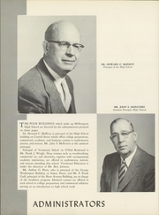 Page 16, 1954 Edition, McKeesport High School - Yough A Mon Yearbook (Mckeesport, PA) online yearbook collection