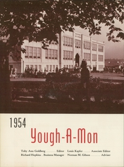 Page 6, 1954 Edition, McKeesport High School - Yough A Mon Yearbook (Mckeesport, PA) online yearbook collection