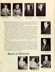Page 13, 1955 Edition, McKeesport High School - Yough A Mon Yearbook (Mckeesport, PA) online yearbook collection