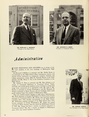 Page 14, 1955 Edition, McKeesport High School - Yough A Mon Yearbook (Mckeesport, PA) online yearbook collection