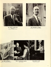 Page 15, 1955 Edition, McKeesport High School - Yough A Mon Yearbook (Mckeesport, PA) online yearbook collection