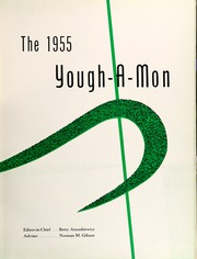 Page 7, 1955 Edition, McKeesport High School - Yough A Mon Yearbook (Mckeesport, PA) online yearbook collection