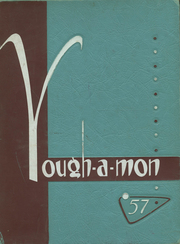 1957 Edition, McKeesport High School - Yough A Mon Yearbook (Mckeesport, PA)