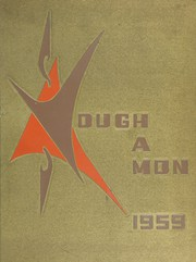 1959 Edition, McKeesport High School - Yough A Mon Yearbook (Mckeesport, PA)