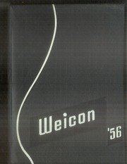 1956 Edition, Conrad Weiser High School - Weicon Yearbook (Robesonia, PA)