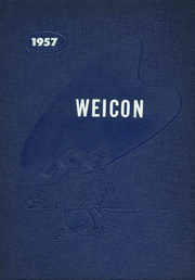 1957 Edition, Conrad Weiser High School - Weicon Yearbook (Robesonia, PA)