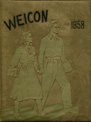 1958 Edition, Conrad Weiser High School - Weicon Yearbook (Robesonia, PA)