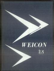 1965 Edition, Conrad Weiser High School - Weicon Yearbook (Robesonia, PA)