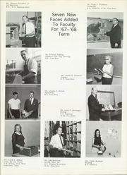Page 12, 1968 Edition, Conrad Weiser High School - Weicon Yearbook (Robesonia, PA) online yearbook collection